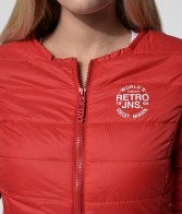 RETRO JEANS SVANA JACKET RED