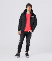 RETRO JEANS CRAFT 20 JACKET ,BLACK