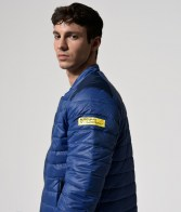 RETRO JEANS ROSS JACKET,BLUE