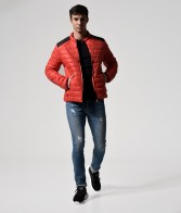 RETRO JEANS ROSS JACKET,RED