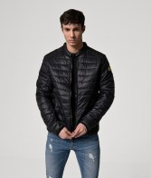 RETRO JEANS ROSS JACKET,BLACK