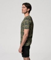 RETRO JEANS FLOYD T-SHIRT,CAMOUFLAGE