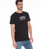 RETRO JEANS ELIAS T-SHIRT,BLACK