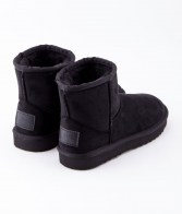 RETRO JEANS MINI LIA BOOTS,BLACK