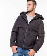 RETRO JEANS GUUS JACKET,BLACK