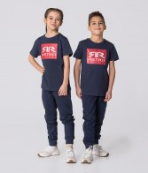 RETRO JEANS KID T-SHIRT BLUE